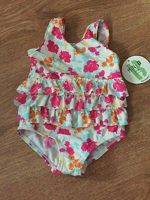Brand New Baby Girl Swimming Costume Age 3-6 Months