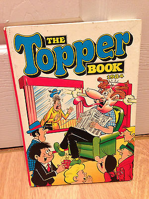 The Topper Book 1984 - Unclipped