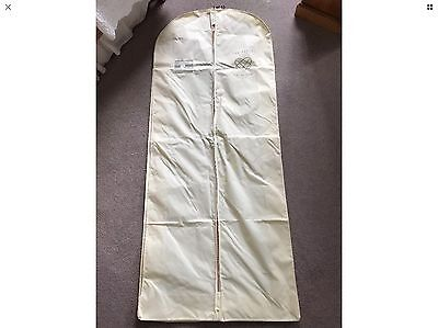 TED BAKER BRIDAL DRESS GOWN GARMENT BAG protective Cover