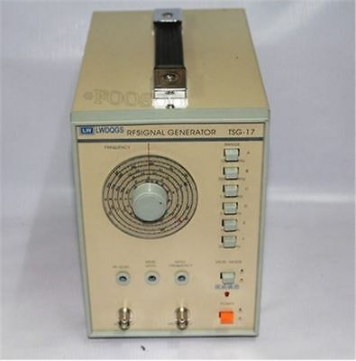 Signal Generator 100Khz-150Mhz New Rf ±5% Update Five Band High Frequency I