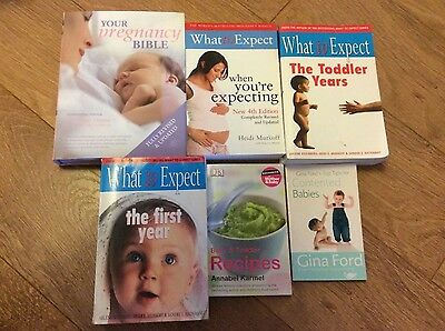 Pregnancy books - the toddler years!