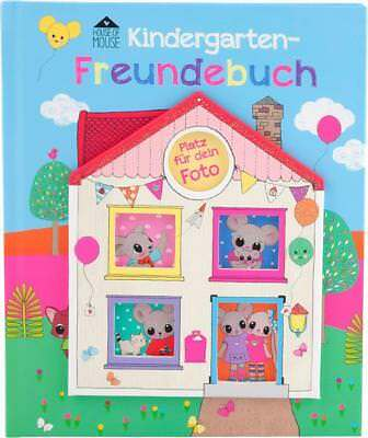 Depesche 8888 House of Mouse Kindergartenfreundebuch