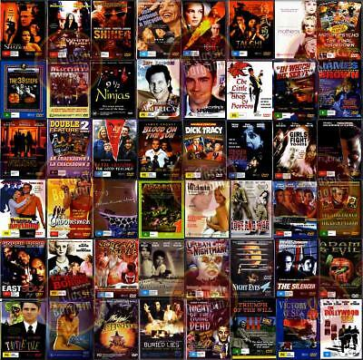 Dvd 25 Movies Wholesale Bulk Lot All Brand New & Sealed