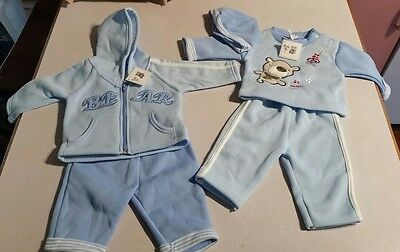2 x BNWT Gorgeous Winter Outfits Size 6-9mths