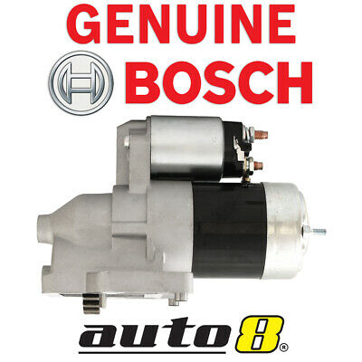 Genuine Bosch Starter Motor fits Ford Falcon XR8 FG 5.4L V8 Boss 290 2008 - 2011