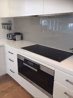 Large top of range Miele induction cooktop in perfect working order - new $4,500