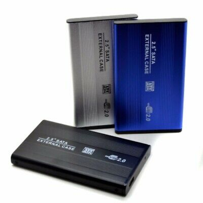 "USB 2.0 2.5"" Inch SATA Hard Drive External Enclosures Case For Laptop Hard Disk"