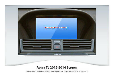 ACURA TL 2012-14 VIDEO INTERFACE with BUILT-IN HD SMARTPHONE MIRRORING via HDMI