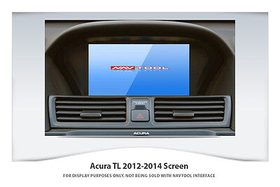ACURA TL 2012-2014 VIDEO INTERFACE with BUILT-IN HD SMARTPHONE MIRRORING via HDM