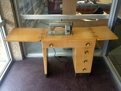 Vintage Sears Cabinet Style Sewing Machine