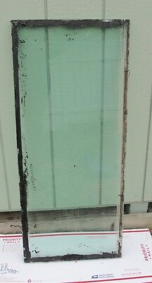 Bullet Proof Glass- 5 Layers Thick- More Available-Bank Teller Window? Cheap!