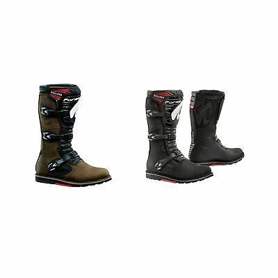 Forma MX / MC / Bike Boulder Trials Leather CE Certified Motorcycle Boots