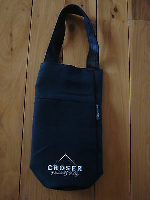 Petaluma Croser Piccadilly Valley wine bag or carry bag  - USED once