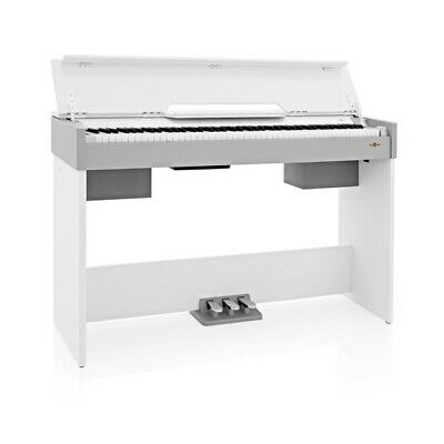 DP-7 Compact Digital Piano by Gear4music White