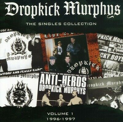 Dropkick Murphys : Singles Collection CD