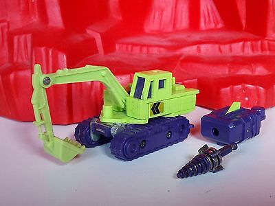 Transformers G1 Decepticons Constructicons Combiners Svavenger