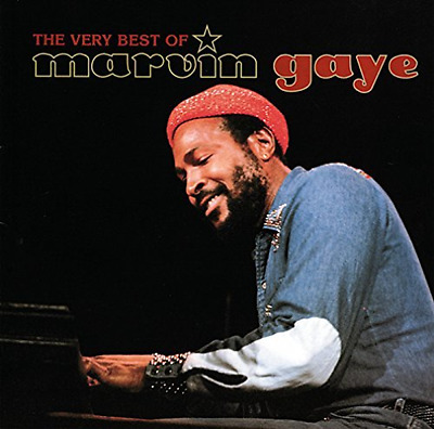 The Very Best Of Marvin Gaye  CD NEW