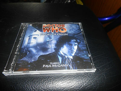 Doctor Who Sword Of Orion (2 CD'S)