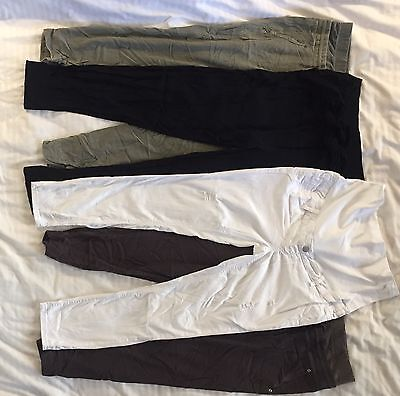 Bulk Lot Of Ripe And Target Maternity Pants Size M And 10