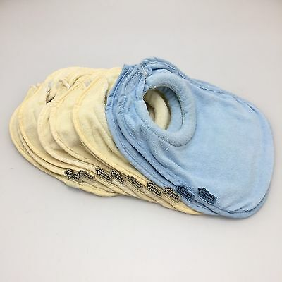 9 x Tommee Tippee Closer To Nature Baby Bibs.