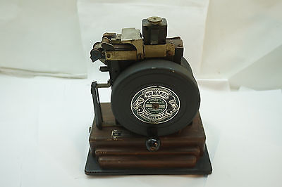 Antique Price Tag Maker Monarch Pathfinder General Store Counter Display Model P