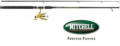 Combo Kit Canna Spinning Mitchell Gt Pro Spin Mt2.4 10/30Gr + Mulinello + Filo
