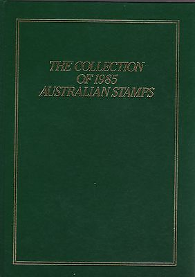 AUSTRALIA 1985 Annual / Yearly Stamp  Collection