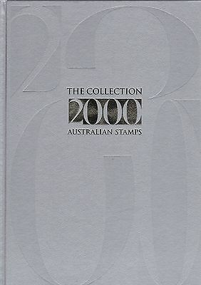 AUSTRALIA 2000 Annual / Yearly Stamp  Collection