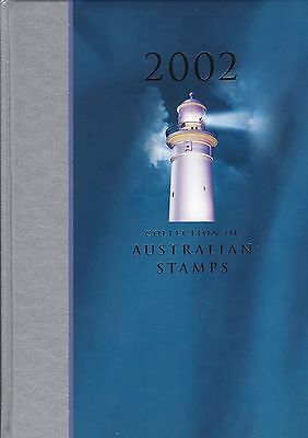 AUSTRALIA 2002 Annual / Yearly Stamp  Collection
