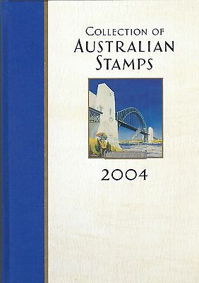 AUSTRALIA 2004 Annual / Yearly Stamp  Collection