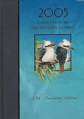 AUSTRALIA 2005 Annual / Yearly Stamp  Collection