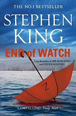 End of Watch by King, Stephen Book The Cheap Fast Free Post