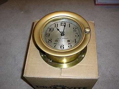 Antique Seth Thomas Ships Clock