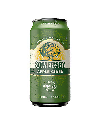 Somersby Apple Cider Cans 10 Pack 440mL case of 30