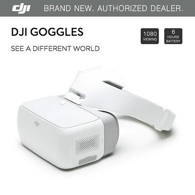DJI Goggles FPV Headset - Part # CP.PT.000672 - Brand New!