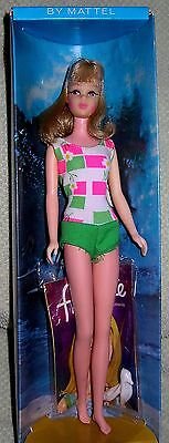 Fabulous Mib Bend Leg Blonde Francie Doll With Rare Surfer Box No Play 1965-66