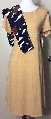 NWT Lularoe OS One Size Leggings Small S Carly Dress Outfit