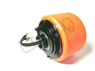 W4 N6364 1800W Hub motor for DIY electric long board skate board