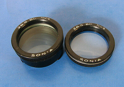 Vintage Bay I Close-Up Lens Filter For Rolleiflex,Rolliecord,Yashica TLR Cameras