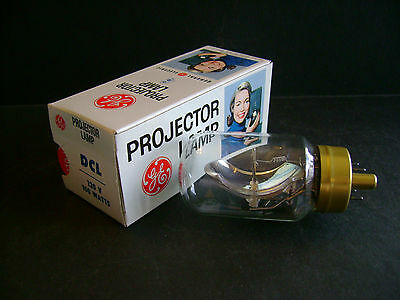 G.e. Dcl Projector Lamp : 150 Watt : New Old Stock : Free Shipping
