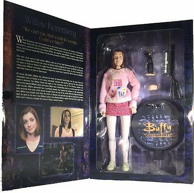 """Sideshow BTVS Willow Rosenberg MIB Sealed 1/6th Scale 12"""" Action Figure LE 750"""