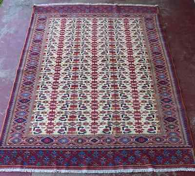 Very Fine Karu Basheer rug from Turkey size 265cm x 190cm