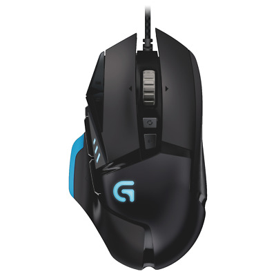 Logitech G502 Proteus Spectrum RGB Tunable Gaming Mouse - PC - BRAND NEW