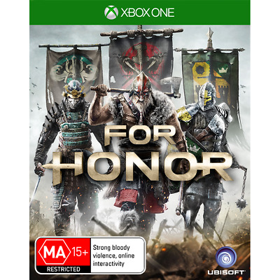 For Honor - Xbox One - BRAND NEW