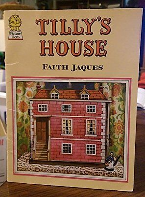 Tilly's House, Jaques, Faith Paperback Book The Cheap Fast Free Post
