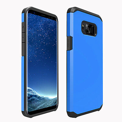 For Samsung Galaxy S8 Plus Phone Case Hybrid Shockproof Armor Rugged Hard Cover