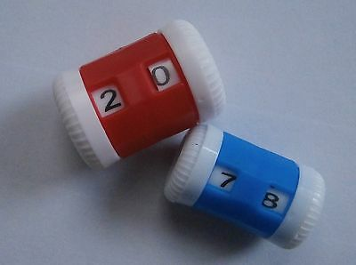 Knitting Row Counter - 2 Sizes