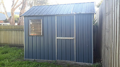 DURABUILT FEDERATION GABLE ROOF Shed Storage garden outdoor Shed  3.3 x 3m