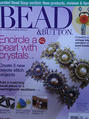 Bead & Button Magazine February 2011 - Mint condition