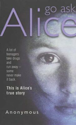 Go Ask Alice by Anonymous Paperback Book The Cheap Fast Free Post
